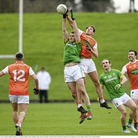 Armagh's Stephen Sheridan facing possible two-match ban