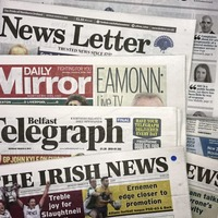 Irish News tops UK circulation league performance table for second year running