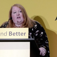 Jude Collins apologises for 'my crassness and any hurt' he caused Alliance leader Naomi Long