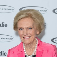 Mary Berry: I wasn't flirting with Huw Edwards