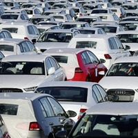 Car sales in the north fall to lowest level in eight years