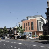 Plans submitted for new £18m Belfast student housing scheme