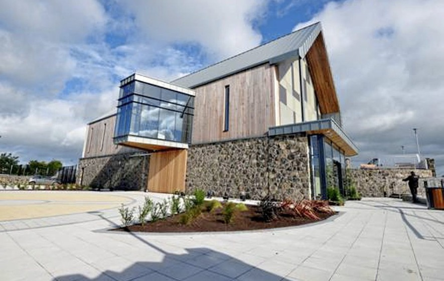 Seamus Heaney HomePlace centre £1m in the red