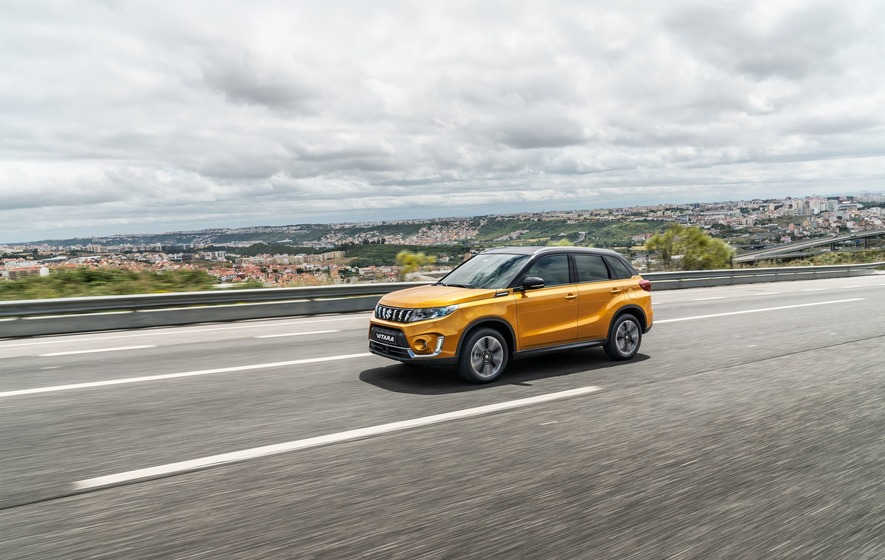 Suzuki Vitara: The family SUV with added Boost