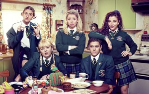 Fans left buzzing at return of 'genius' Derry Girls