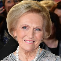 Mary Berry: I calorie-count and I don't snack to stay in shape