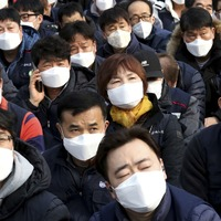 South Korea proposes rain project with China to clean Seoul air