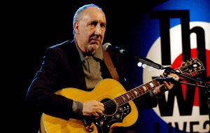 The Who's Pete Townshend announces debut novel