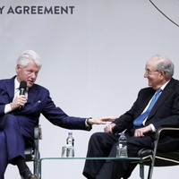 Bill and Hillary Clinton deny trying to obtain scholarship to Ireland for daughter's boyfriend