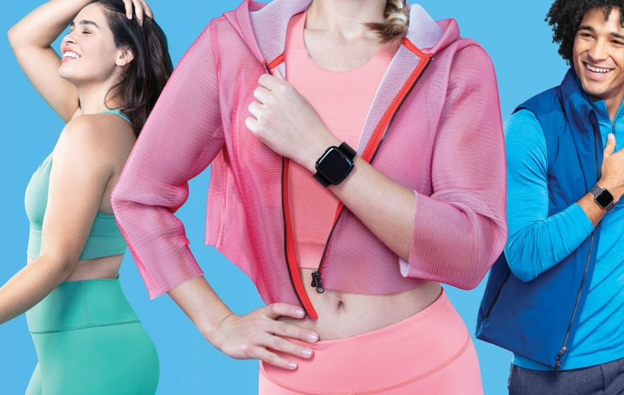 Fitbit is strengthening its lineup with four new wearables