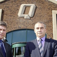 Boxer broke Quinn executive's nose, court told