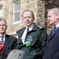 Peter Robinson: Martin McGuinness's 'traitor' comments may have saved lives following Stephen Carroll and Massereene deaths