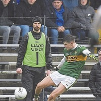 John McEntee: Kerry's Sean O'Shea is learning from the best