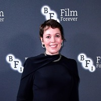 BFI Fellowship 'like a surprise birthday party' for Oscar-winner Olivia Colman