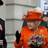 Queen shares first post on Instagram at Science Museum exhibition launch