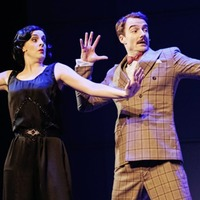 If you need cheering up in these troubled times The 39 Steps is a must-see production