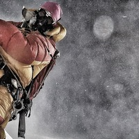 Ex-special forces soldier in record-breaking mountain climbing bid