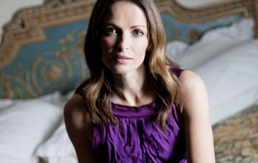 Sharon Corr talks about Vonda Shepard, living in Madrid and