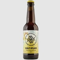 Beer: Sunlit Uplands – classic English with a bitter twist that brings unicorns to mind