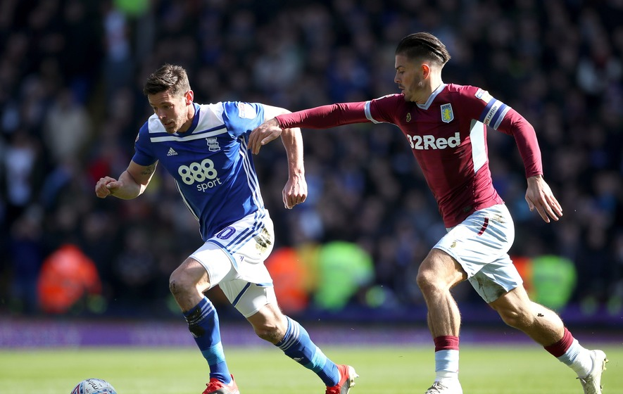 Footballers rally around Jack Grealish on social media after pitch invader punch - The Irish News