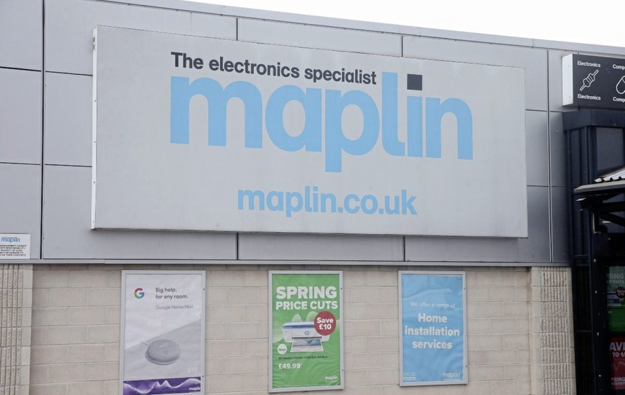 Electronics retailer Maplin relaunches online after 2018