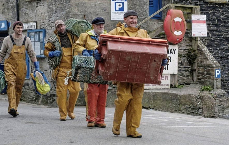 Film Review Fisherman S Friends A Crabs To Riches Fairytale Based On Real Events The Irish News