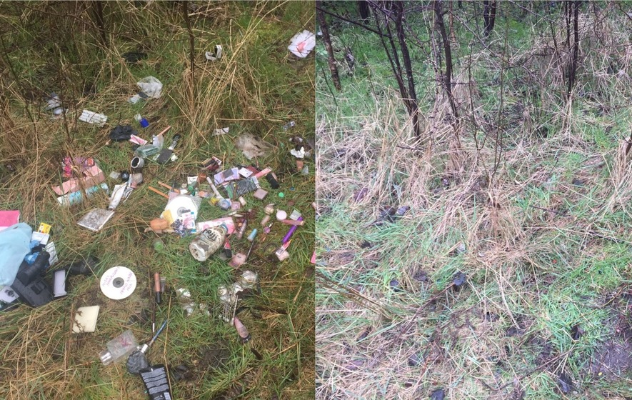 New internet challenge #trashtag inspires people to pick up trash