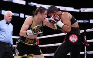 Philadelphia, here I come for Katie Taylor - but homecoming off the agenda for now