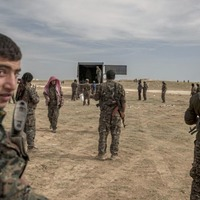 US-backed fighters make limited advances against IS in Syria