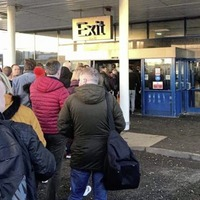 Calls for no repeat of 'chaos' at Belfast International Airport after 70 passengers miss flights