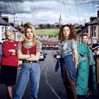 Derry Girls wins best comedy show at broadcasting awards