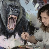 Artist Robyn Ward depicts endangered species in debut Irish exhibition