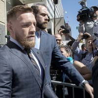 Conor McGregor charged with robbery in the US