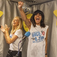 Jon Snow and Jeremy Vine join Tess Daly and Claudia Winkleman for danceathon