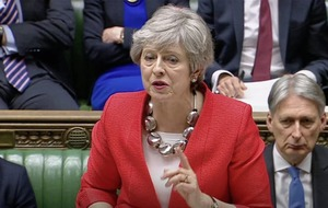 What now as MPs reject May's second stab at Withdrawal Agreement