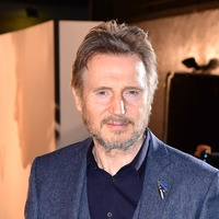 Liam Neeson returns to red carpet following accusations of racism