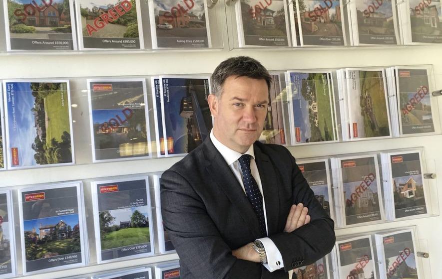 RICS residential property spokesman Samuel Dickey