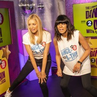 Dancing Tess Daly and Claudia Winkleman raise £1m for Comic Relief