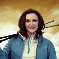 Shirley Ballas breaks down on charity climb as she talks about brother's death