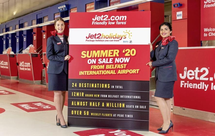 Jet2 adds Izmir to expanded 2020 summer schedule - The Irish News