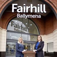 Fairhill shopping centre goes green