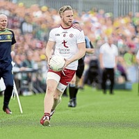 There was no panic in Tyrone ranks after poor NFL start: Frank Burns