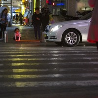 Tel Aviv deploys 'zombie lights' on pavements for mobile-obsessed pedestrians