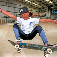 Ten-year-old Sky Brown super-excited at prospect of making history at Tokyo 2020