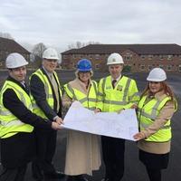 Green light for regeneration of former Ballymena barracks