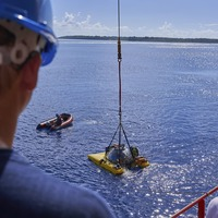 Indian Ocean science mission recovers key underwater drone