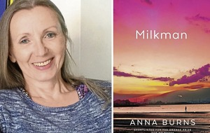 Belfast to welcome Booker Prize-winning author Anna Burns