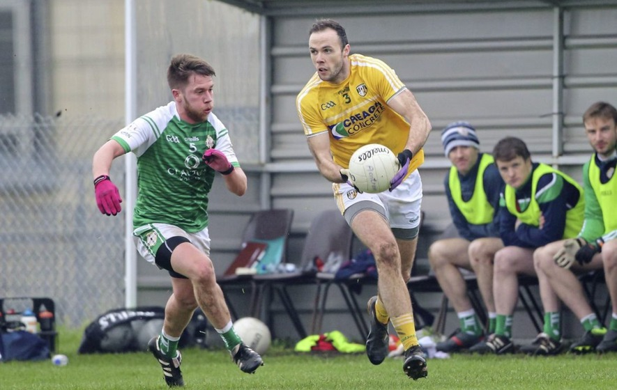 Antrim have one eye on summer as they bid to end League campaign on a high