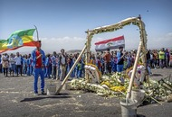 Ethiopians hold mass funeral ceremony for plane crash victims