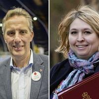 Ian Paisley lobbies Karen Bradley to give councillors a pay rise
